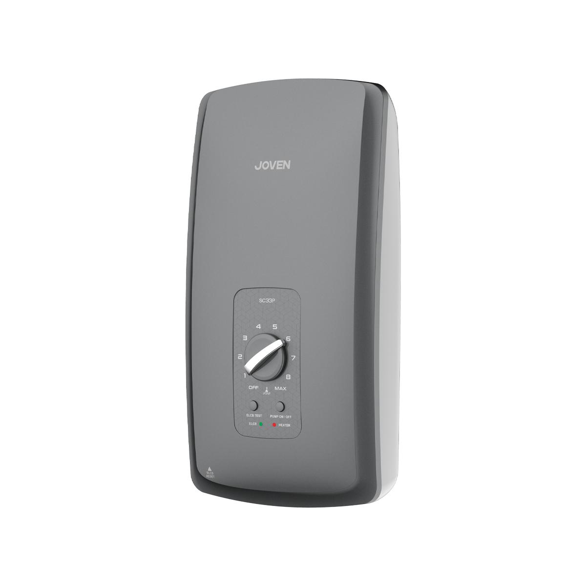 SC33P-Dark Grey