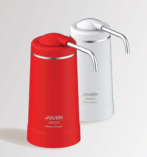 JP200 Features Healthier Purified Water